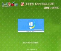 电脑店Ghost Win8.1 64位 极速装机版 v2018.11